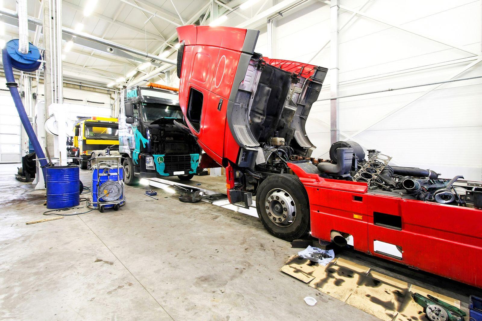 Heavy Duty Diesel Technician