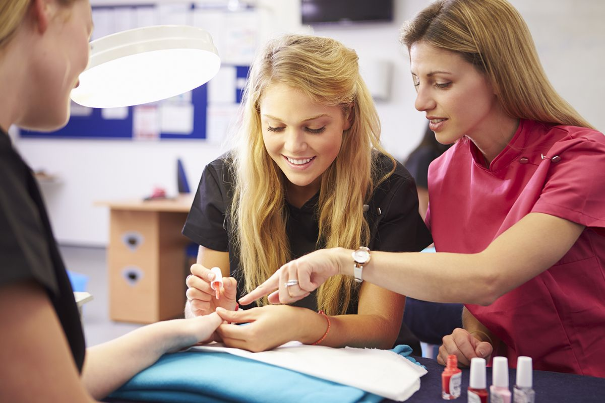 Nail Technician Instructor